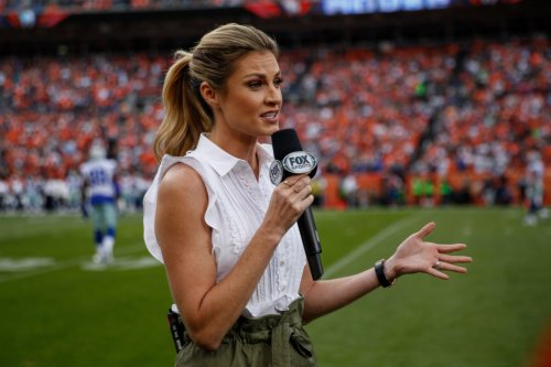 Erin Andrews Reveals How Tom Brady Acts Off The Field