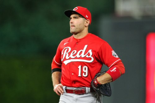 MLB World Reacts To Joey Votto's Brutally Honest Admission