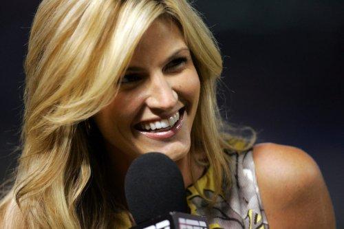 Erin Andrews Names The 'Michael Jordan' Of Her Career