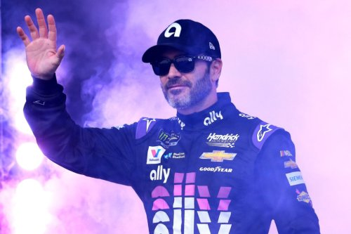 Sports World Reacts To Jimmie Johnson's Performance