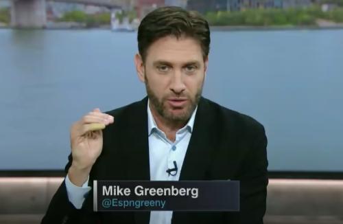 Mike Greenberg Suggested A Blockbuster NFL QB Trade