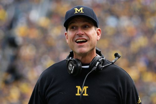 Jim Harbaugh Is Rumored To Be Eyeing A New Job