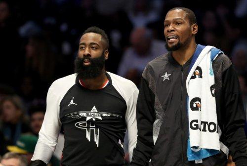 Nets Announce Decision On James Harden For Game 4 vs. Bucks