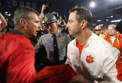 Dabo Had Blunt Message For Urban Meyer About Trevor Lawrence