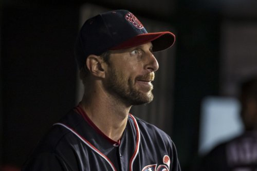 Video Of Max Scherzer's Reaction To New MLB Rule Is Going Viral