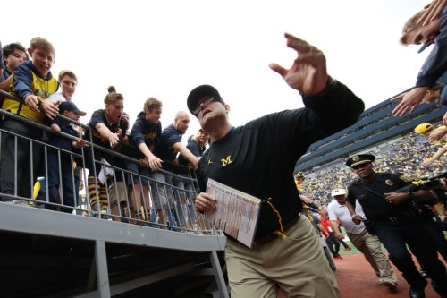 Report: How Much Jim Harbaugh Was Paid For Khakis Ad
