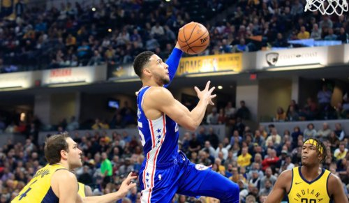 There's 1 Trade Getting Mentioned The Most For Ben Simmons