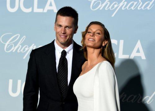 Look: Tom Brady Has Special Message For Gisele Bundchen
