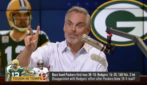 Colin Cowherd Reacts To Aaron Rodgers' Reported Trade Value