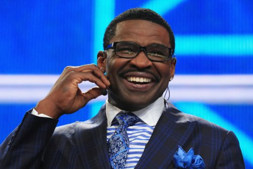 Michael Irvin Uses 1 Word To Describe Stephen A. Smith