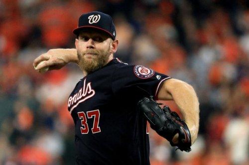 MLB World Reacts To Stephen Strasburg Injury News