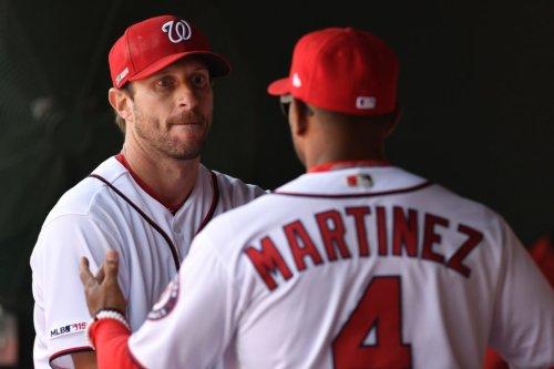 MLB World Reacts To The Max Scherzer Trade News