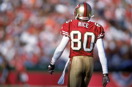 Insane Stat About Jerry Rice's Career Is Going Viral
