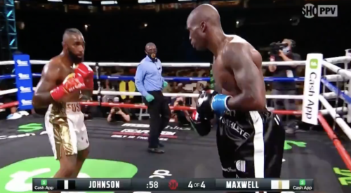 Chad Johnson Has Big Name In Mind For Next Fight