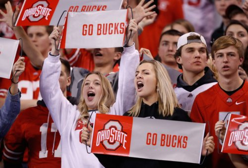 Ohio State Fans Are Depressed By Today's Performance