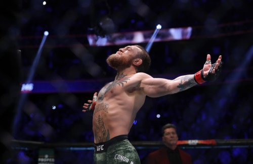 Charges Officially Filed Against UFC Star Conor McGregor