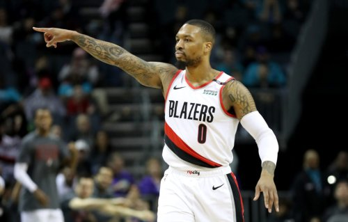 Damian Lillard Names NBA's Most Unguardable Player