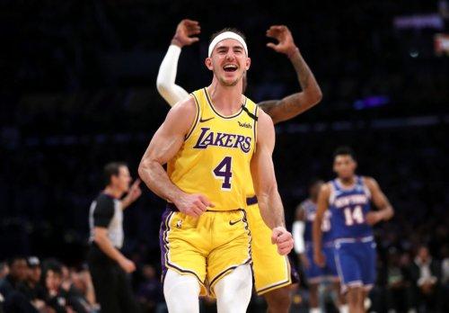 NBA World Reacts To Alex Caruso News
