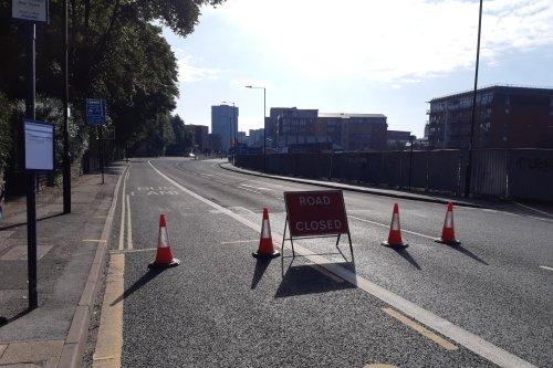 LIVE: Sheffield teenager dies in horror motorcycle crash on Ecclesall Road