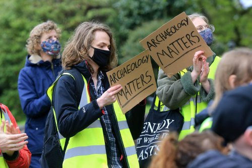 Sheffield student slams process to shut down Department of Archaeology as 'unethical'