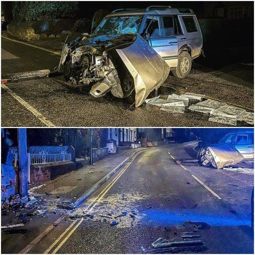 Suspected Sheffield drug dealer abandoned girlfriend in mangled car after horror crash