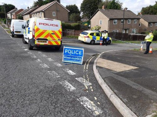 Police officers made the grim discovery after concerns for safety were raised that morning