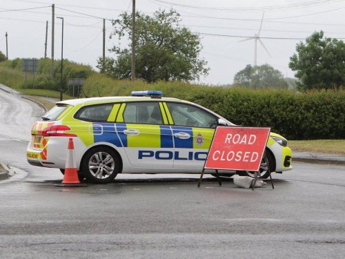 Two bodies found in village near Chesterfield with deaths believed to be linked