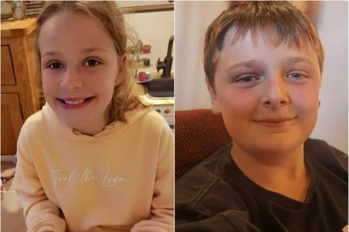 Funeral held for two children who were murdered in Killamarsh last month