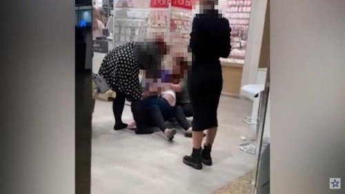 Meadowhall bosses have reacted to the viral video clip of an ear piercing appointment - here is what they said
