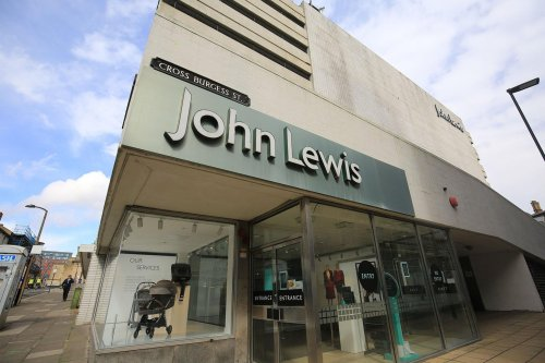 Letter: The John Lewis building