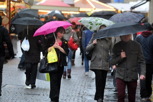 This is when a weather warning for thunderstorms comes into force in Sheffield this week