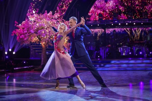 Strictly Come Dancing: Relief as Sheffield TV star Dan Walker survives another week