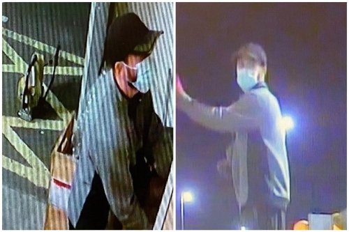 Do you recognise this man? Two men wanted after £160k of tools stolen from Sheffield rail depot