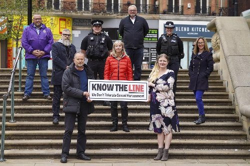 Business owners urged to join 'Know The Line' campaign to weed out sexual harassment in workplaces