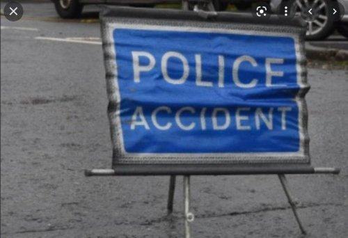 Traffic at standstill on M1 near Sheffield after multi vehicle crash