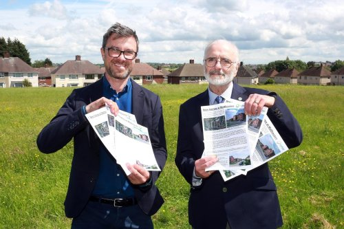 New homes planned for Parson Cross in Sheffield