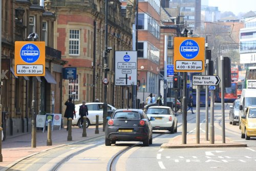 Sheffield council given power to fine drivers £70 for minor driving offences in city