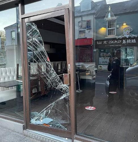 'Just give me his name': Sheffield dessert shop owner offers £1,000 reward after break-in
