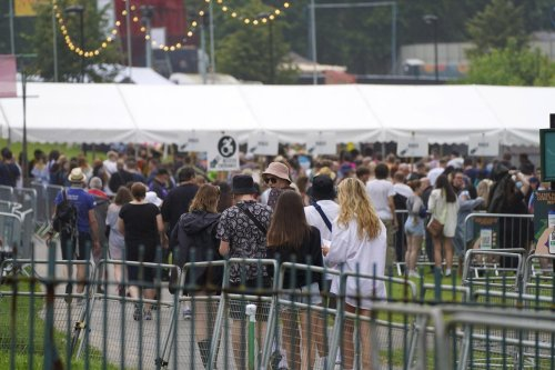 This is what festival-goers had to say about the first day of Tramlines