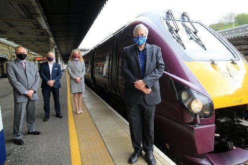 All aboard! Sheffield's trains return to a full - and better - timetable