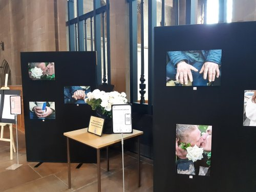 Sheffield homeless project's new exhibition shows how charity survived Covid and an arson attack