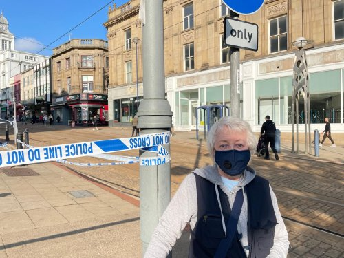 Scared shoppers slam 'horrendous' state of city centre after fatal stabbing