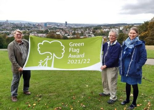 Sheffield's green spaces recognised with 15 Green Flag awards