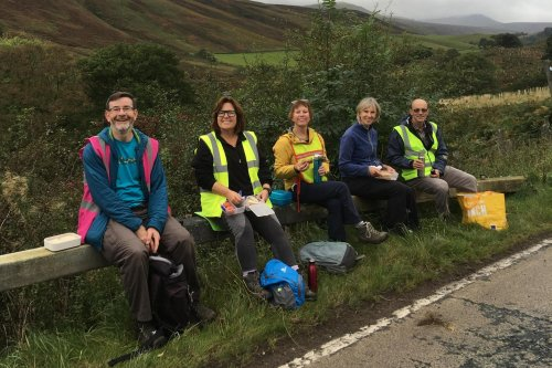 Sheffield volunteers collect over 100 bags of rubbish in Snake Pass clean spree