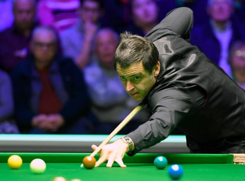 Ronnie O'Sullivan to treat time in Sheffield for snooker World Championship 'like a holiday'