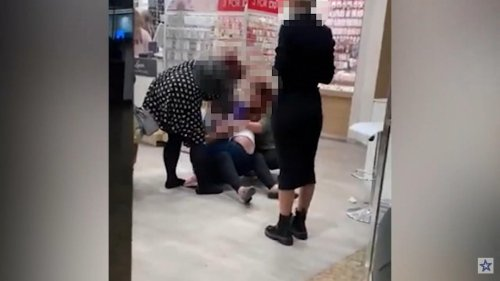 Police issue statement about viral ear piercing video filmed at Meadowhall