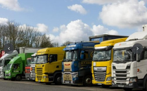 Fuel crisis: South Yorkshire HGV lorry driver says that he and his colleagues are getting paid more money to do less hours