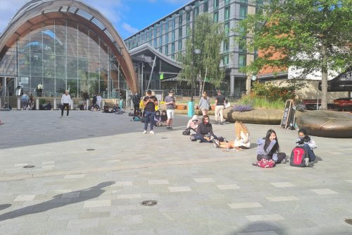 Sheffield councillors tweet about organisation of Covid vaccination centre at Crucible Theatre after people are turned away