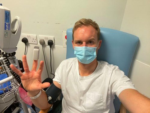 Sheffield presenter Dan Walker pulls out of first week of Strictly Come Dancing