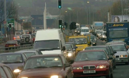 The city has been gridlocked in previous years due to the arrival of thousands of students